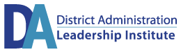[logo] District Administration Leadership Institute